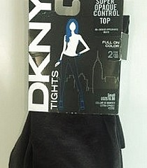 Opaque Control Top Tights 2 pairs in 1 package