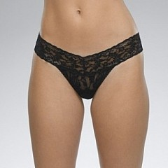 Original Signature Lace Lowrise Thong
