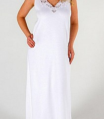 Shelley Sleeveless Long Gown