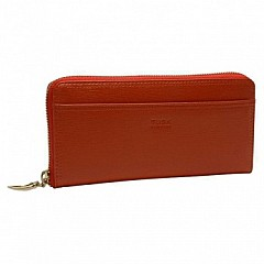 Madison Single Gusseted Clutch Wallet