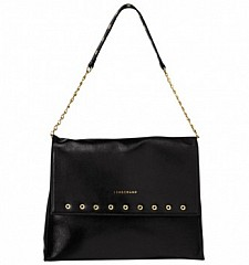 Paris Rocks Hobo Shoulder Bag