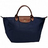 Le Pliage Medium Top Handle Folding Tote