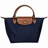 Le Pliage Small Top Handle Folding Tote