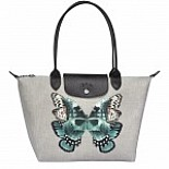 Le Pliage Papillon Medium Shoulder Tote DISCONTINUED