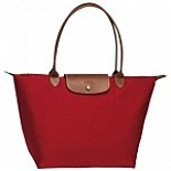 Le Pliage Large Shopping Tote SCHOOLBOOK SIZE