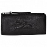 Le Foulonne Long Zip Around Wallet