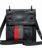 Derek Reversible Crossbody