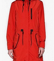 Norma Army Fishtail Parka Raincoat