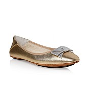 Inslee Slipper in Gold/Silver *Limited Edition Color