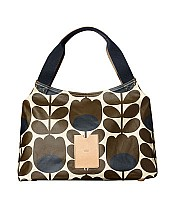 Orla Kiely Tulip Stem Print Should Bag TUS024