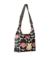 Orla Kiely Tulip Stem Print Shoulder Bag TUS024