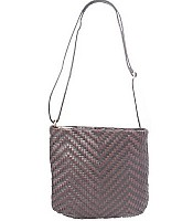 Toni Chevron Crossbody