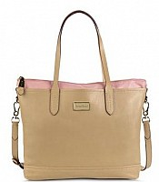 Bellport  Tote Leather/Nylon