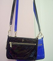 Jitney East West Convertible Crossbody