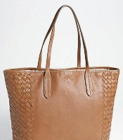 Victoria Leather Tote