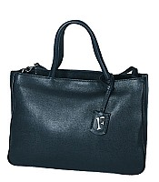 Practica Large Tote in Saffiano leather