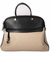 Piper Large Dome Top Handle Bag
