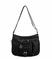 Basic and Sport Microfiber Crossbody