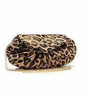 Diana Leopard Calf Hair