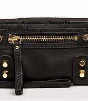 Dylan Stud Zip Wallet