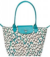 Ile Aux Pantheres Medium Tote Bag New Spring 2014 On Sale