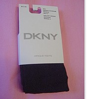 DKNY Opaque Coverage Tights NEW PACKAGING