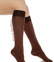 Spanx Two Timin Reversible Trouser Socks