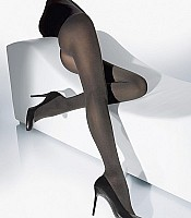 Cotton Velvet Tights
