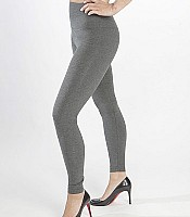 Cotton Tight Ankle Legging