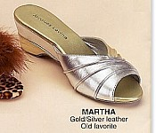 Jacques Levine Martha Slipper