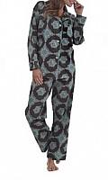 Classic Cotton Medallions Pajama Set
