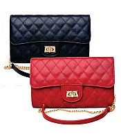 Alexa Quilted Clutch 2568