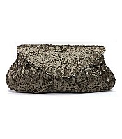 Ballerina Sequin Clutch 9964