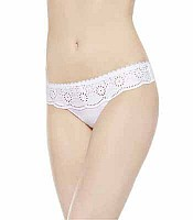 Sangallo Lace Thong