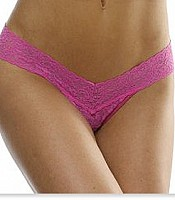 Original Lace Lowrise Thong
