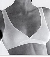 Simply Cotton Mercerized Cotton Soft Cup Bra