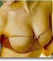 Nuage Molded Strapless Demi Bra