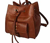 IIIbeca Vintage Franklin Street Backpack