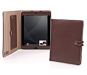 iPad & iPad2 Tabbed Folio with Easel in Safiano Leather