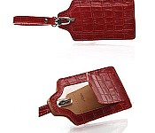 Vintage Croc Luggage Tag 592104