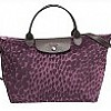 Le Pliage Plumes Medium Handbag New Fall 2013