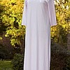Juliette 3/4 Sleeve Long Nightgown