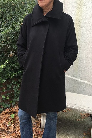 100% Cashmere Jane Coat