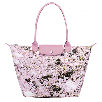 Le Pliage Printemps ETE Large Shopping Tote NEW SPRING 2021