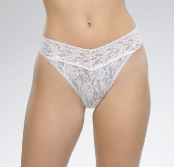 Original Lace Thong