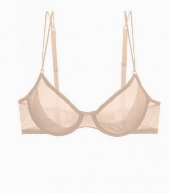NEW SOIRE SHEER MOLDED BRA