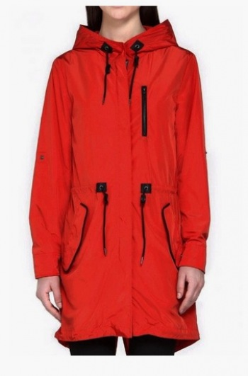 Norma Fishtail Parka Raincoat
