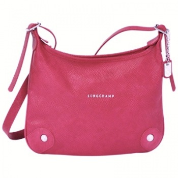 Quadri Large Flat Crossbody Bag