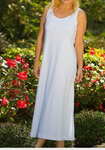 Opus Sleeveless Long Gown