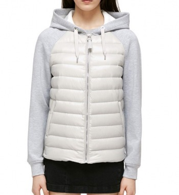 Yori Down Lined Hooded Jacket